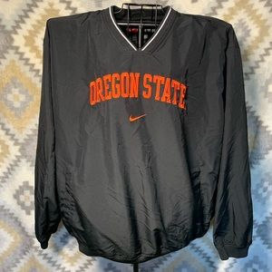 Oregon State Nike Windbreaker